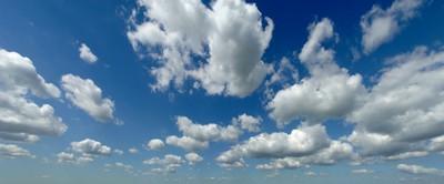 Wolken Bildnachweis: Foto: Jürgen Haacks / Uni Kiel